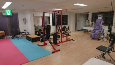 目指した事と運動療法とリハビリ室